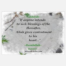 """Contentment"" Heart"
