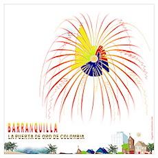 Barranquilla Poster