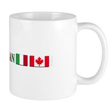 Italian Canadian Small Mug