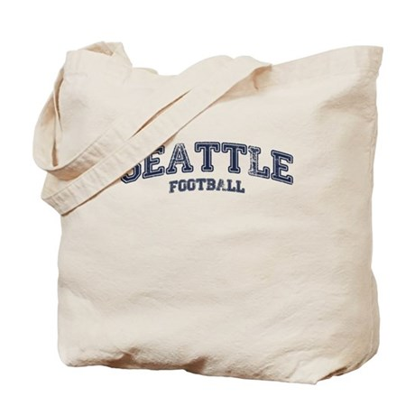 Seattle Football Tote Bag