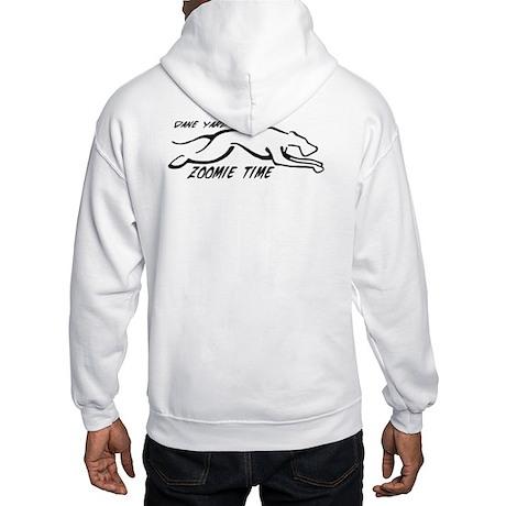 Dane Yard & Zoomie Time Hooded Sweatshirt