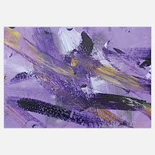 Purple Madness Art