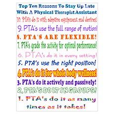 PTA Poster