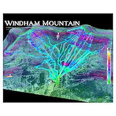 Windham Mountain Poster