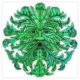Green man Wall Art