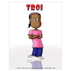 Troi Poster