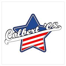 Colbert '08 Poster