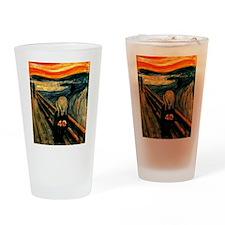 Scream 40th Drinking Glass