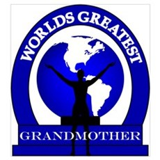 Worlds Greatest Grandmother Poster