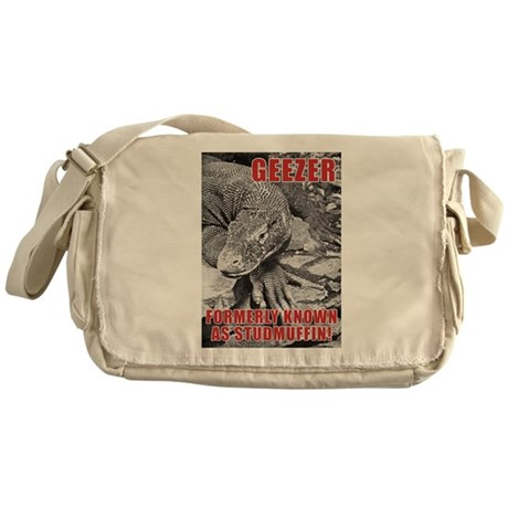 Geezer Messenger Bag