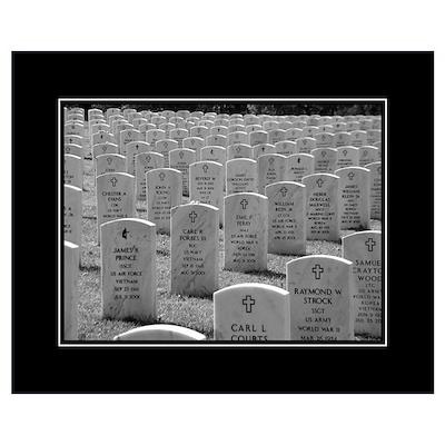 Arlington Cemetery 16x20 Poster