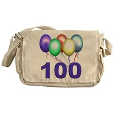 100 Messenger Bag