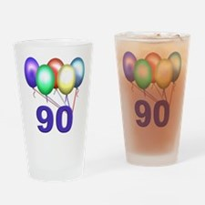 90 Gifts Drinking Glass