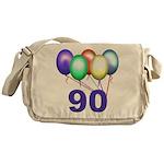 90 Gifts Messenger Bag