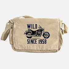 Cool 50th Gifts Messenger Bag