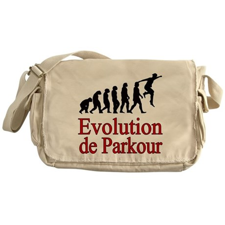Parkour, Free Running Messenger Bag