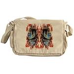 Maori Messenger Bag