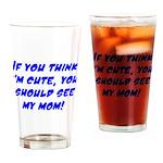 Cute Drinking Glass