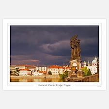 Prague : <br> Charles Bridge
