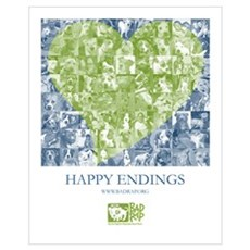 Happy Endings Canvas Art