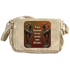 Romantic Messenger Bag