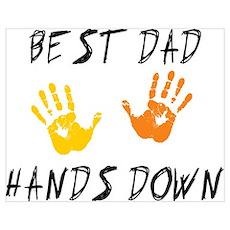 Best Dad Poster