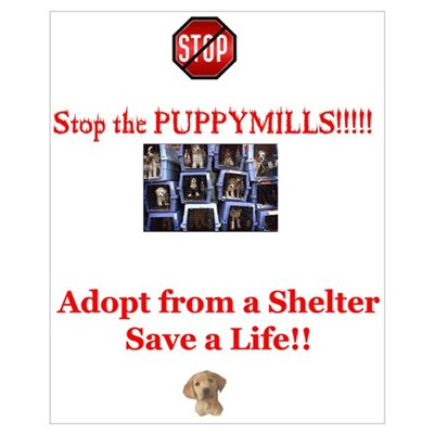 Puppymill Poster