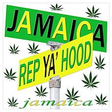 REP JAMIACA Poster