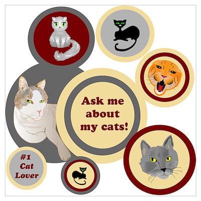 Cat Owner Poster