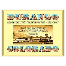 Durango Colorado Poster