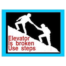 12 STEP STUFF Poster