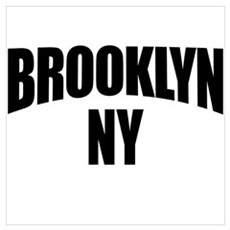 Brooklyn NY NYC Framed Print