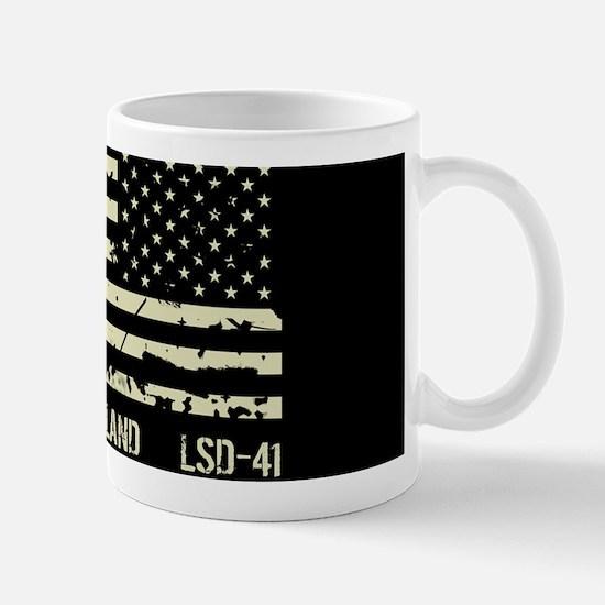 USS Whidbey Island Mug