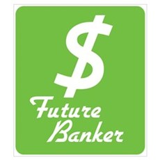 Future Banker Canvas Art