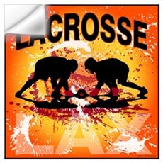2011 Lacrosse 10 Wall Decal