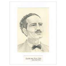 Pedro Albizu Campos Poster