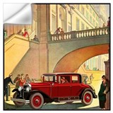 1920's cars Wall Decals