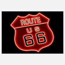 Route 66 Neon