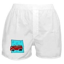 Fire Engine999 Boxer Shorts