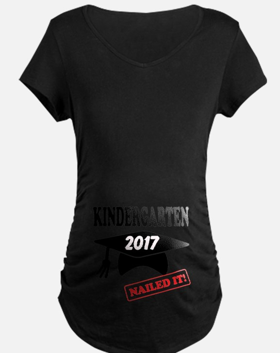 Custom Kindergarten Nailed T-Shirt