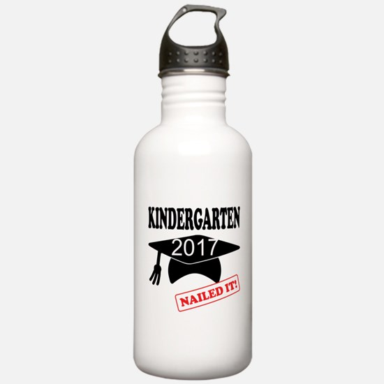 Custom Kindergarten Na Sports Water Bottle