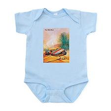 Wild West Hot Dry Desert Infant Bodysuit