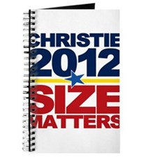 Christie 2012: Size Matters Journal