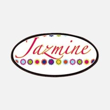 Jazmine with Flowers Patches