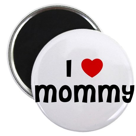 "I * Mommy 2.25"" Magnet (10 pack)"