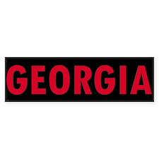 Georgia Bumper Bumper Sticker