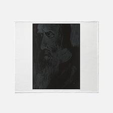 John Calvin Throw Blanket