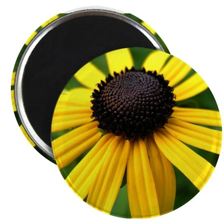 Yellow Flower965 Magnet