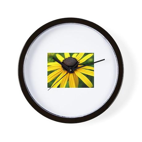 Yellow Flower965 Wall Clock