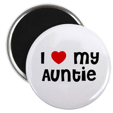I * My Auntie Magnet